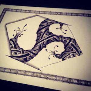 Cursos  de Zentangle y talleres en Noviembre
