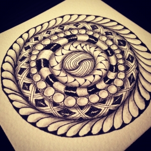 cursos de Zentangle