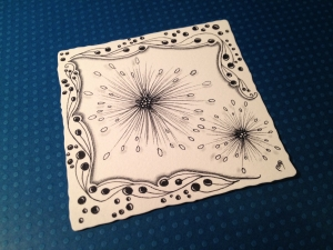 Cursos de Zentangle en abril