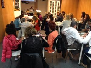 Cursos en mayo y nuevo libro de Zentangle