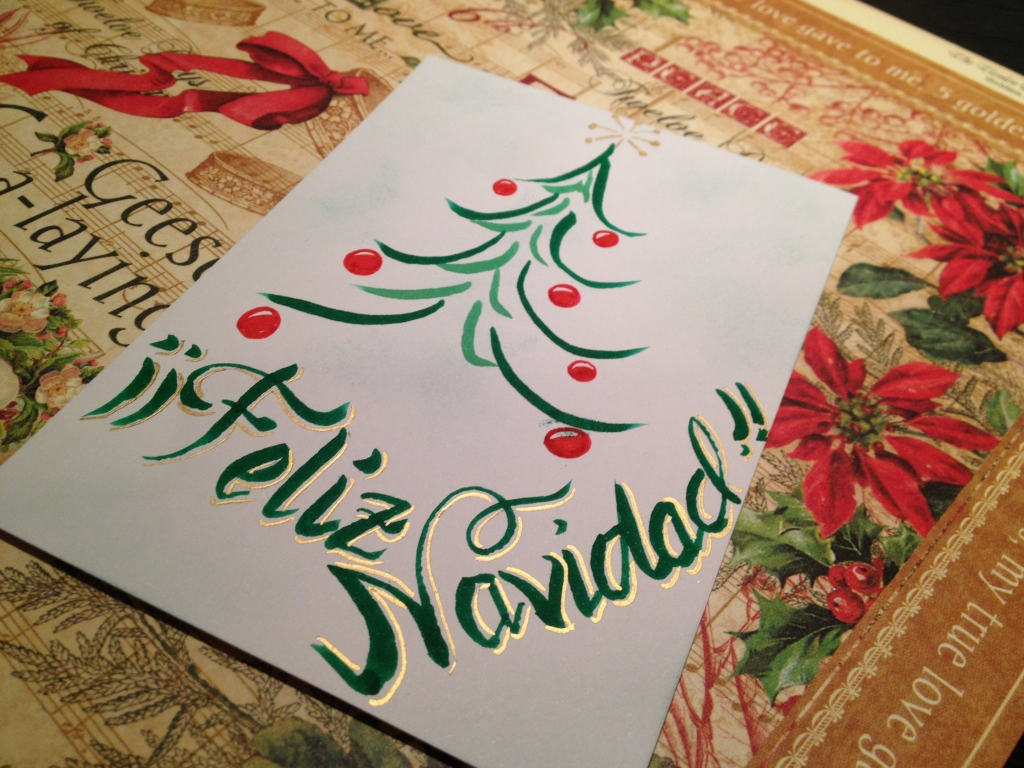 Regala Zentangle esta Navidad